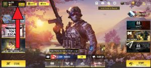 Call of Duty Mobile Redeem Codes lobby