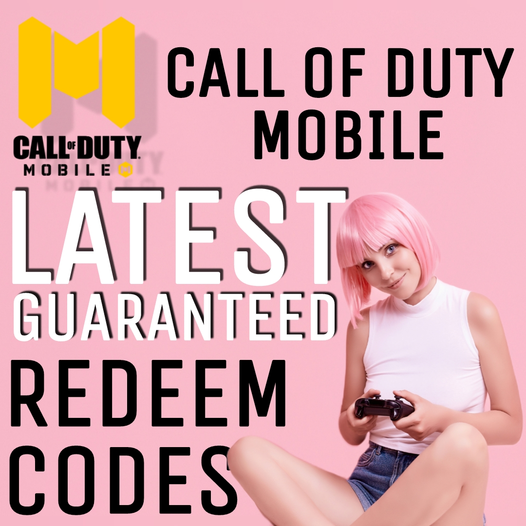 Call of Duty Mobile Redeem Codes free thumb