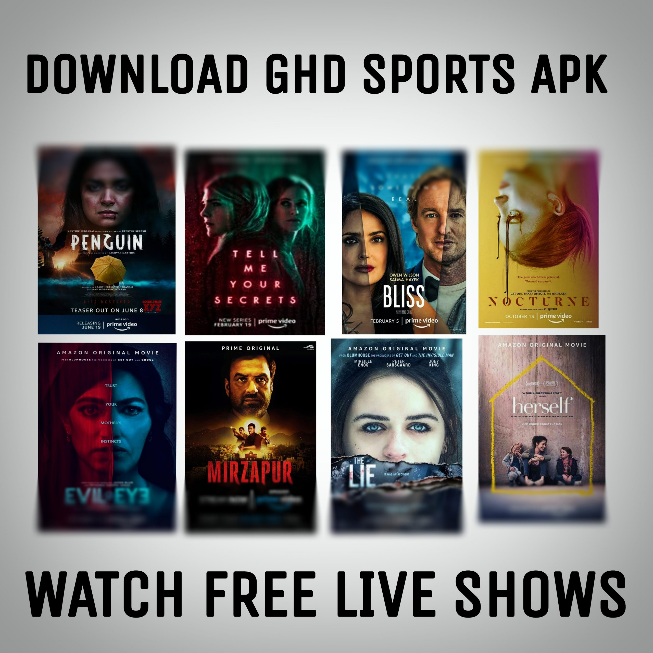 Download GHD sports Apk download & Install