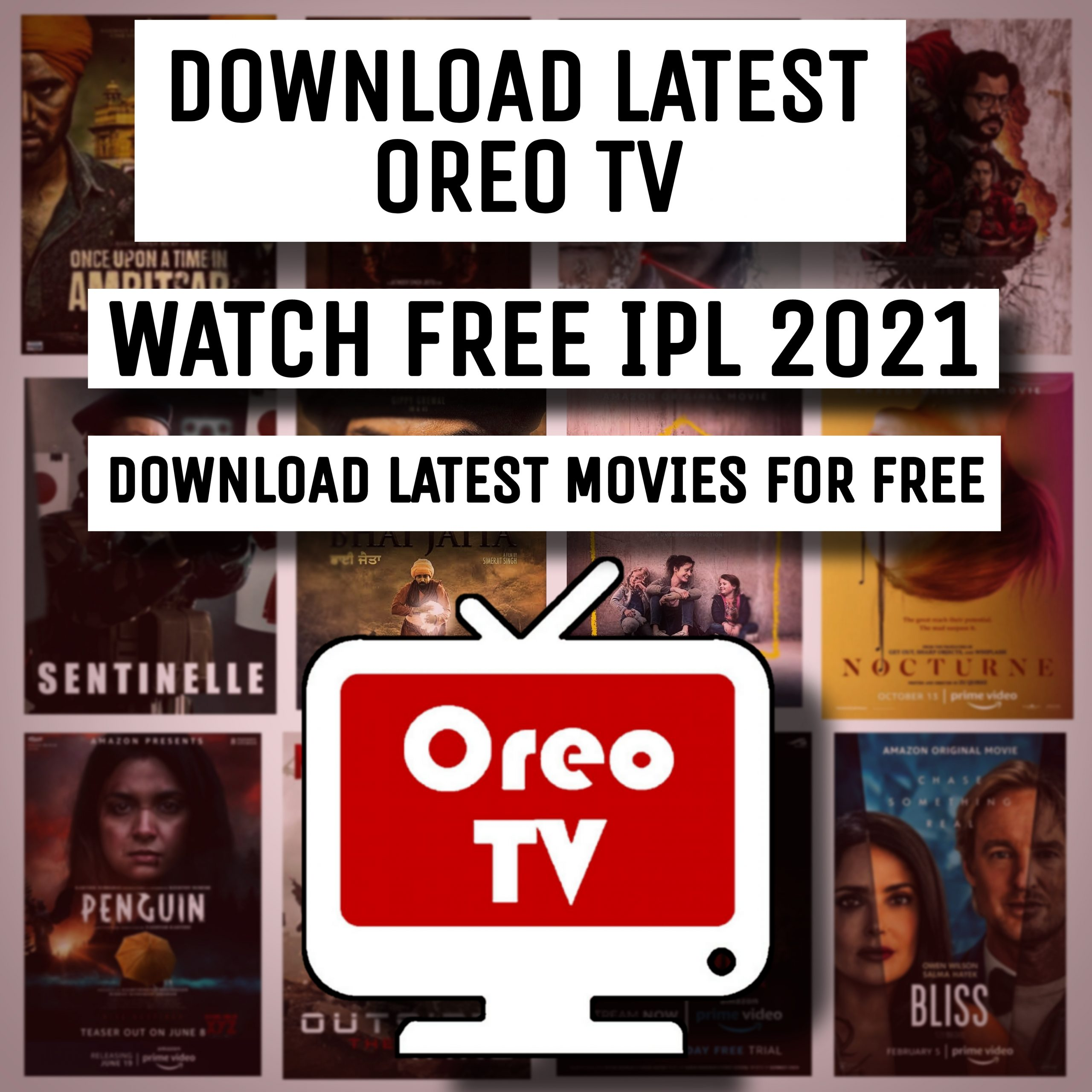 Download oreo TV APK for Android thumbnail