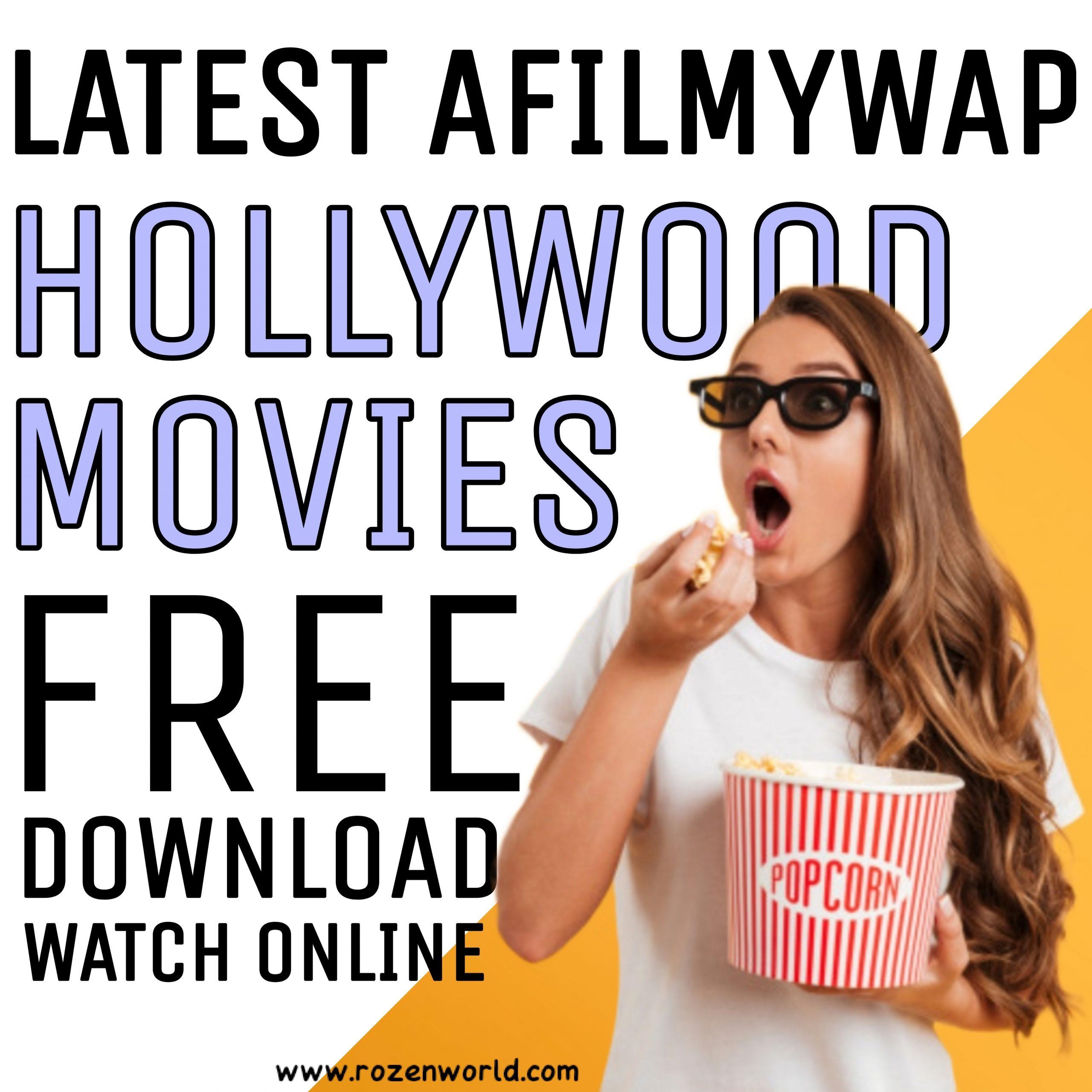Latest aFilmywap Hollywood Movies