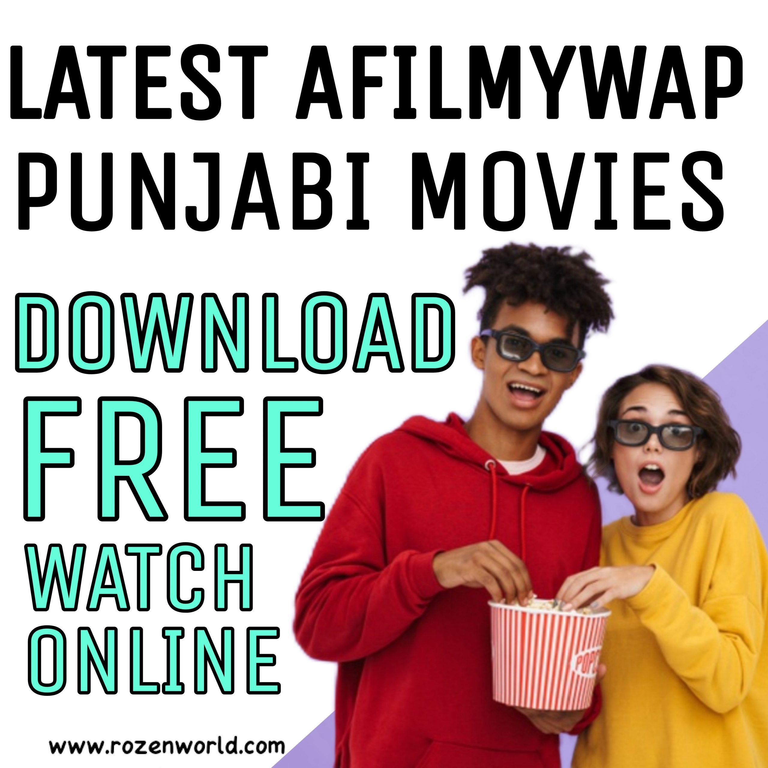 Latest aFilmywap Punjabi Movies