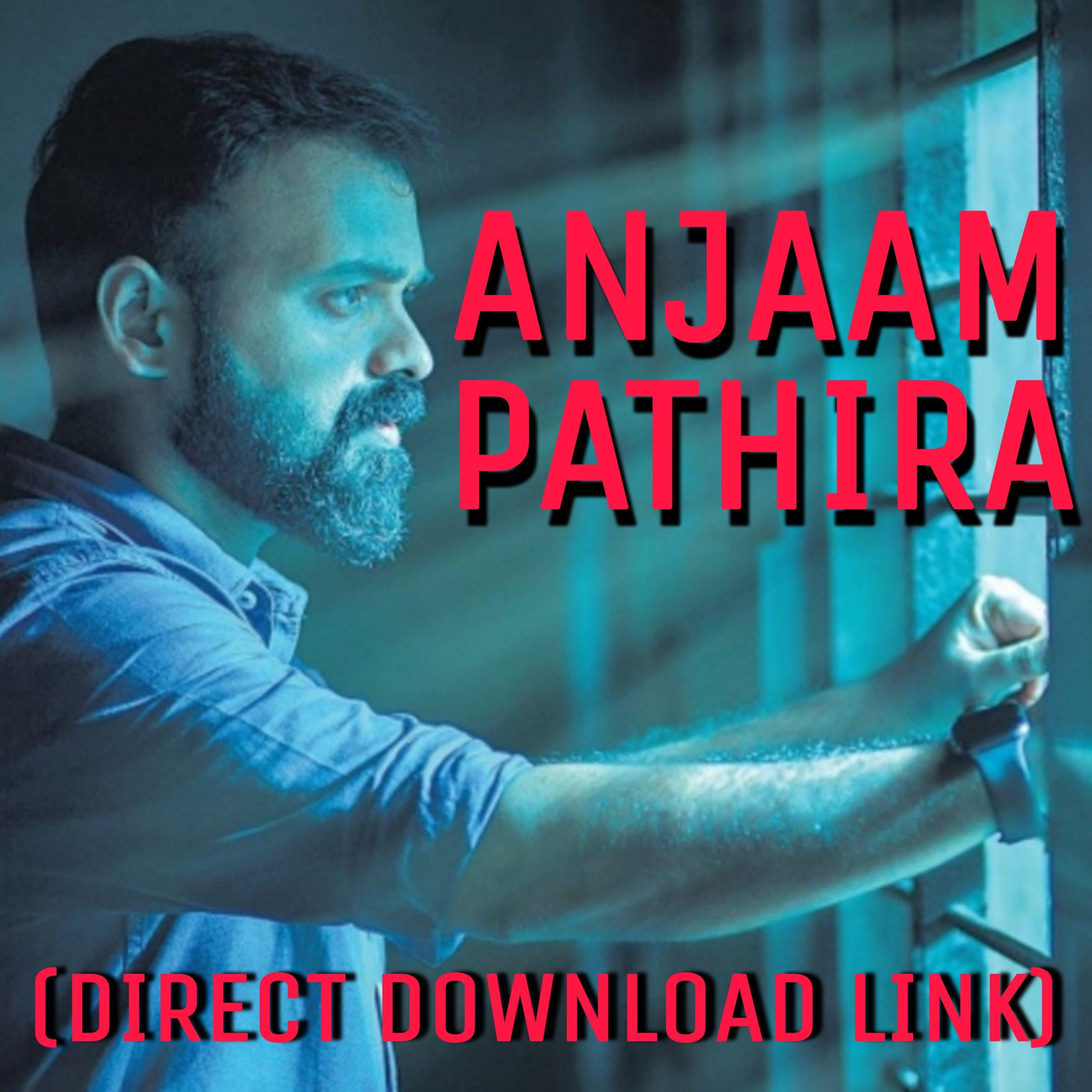 anjaam pathira full movie hindi dubbed download filmywap