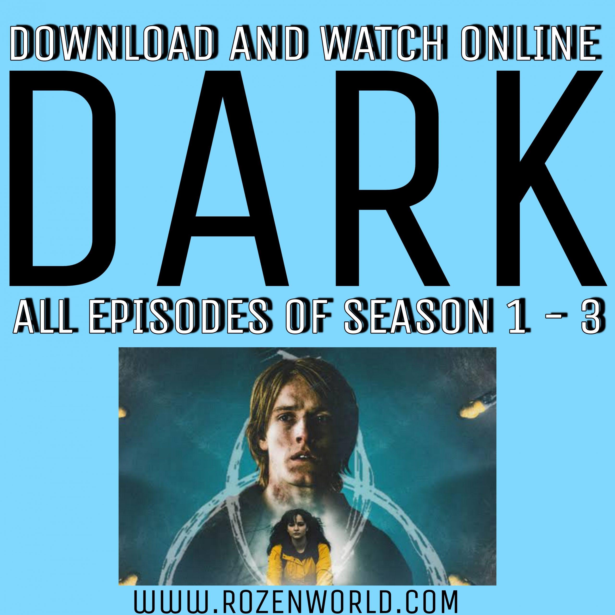Dark Web Series Download Telegram All Episodes of Season 1-3