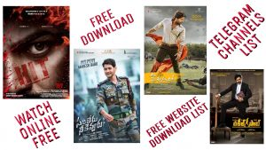 Latest 2021 Telugu Movie Download Website for Free in India
